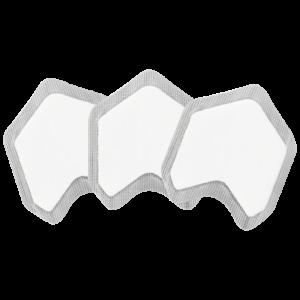Almohadillas para absorción de saliva